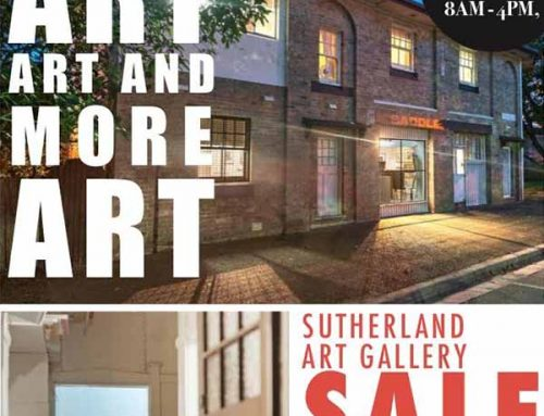 Sale of Artworks