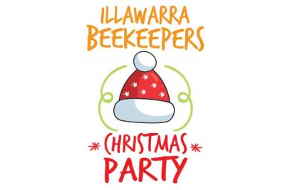 Christmas Party 2019 Clipart.Christmas Party Illawarra Beekeepers