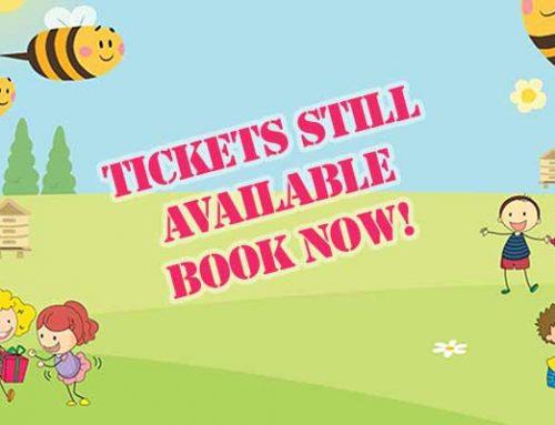 Tickets Still Available: Bees & Pollinators School Holiday Program