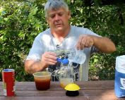 Catching Small Hive Beetle How to prepare and deploy lantern traps