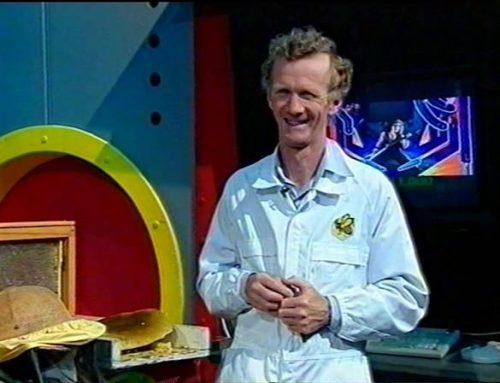 Ian Phillips: TV Appearance on Klub Kidz