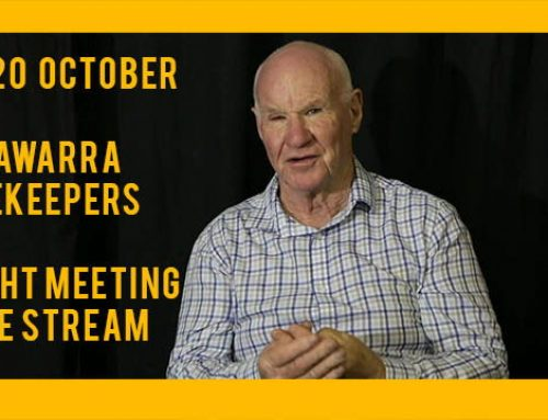 2020 October illawarra Beekeepers Night Meeting Live Stream